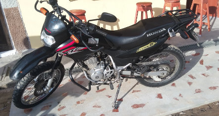 My used motorcycle!!