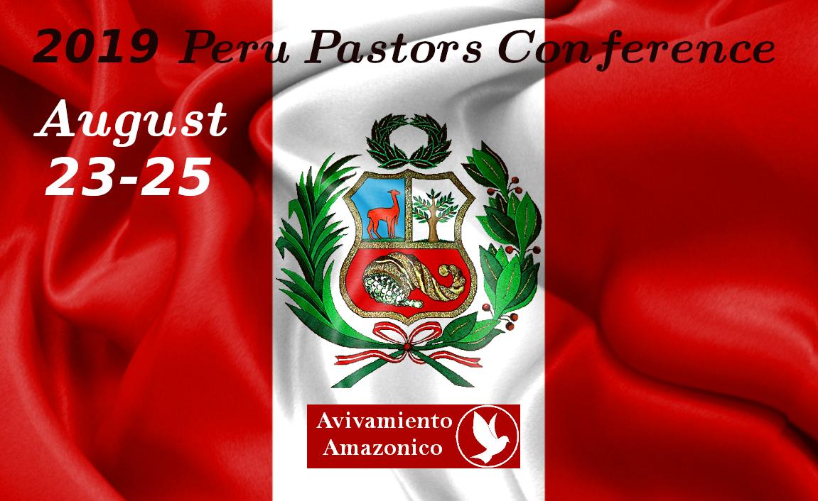 2019 Peru Conferencei